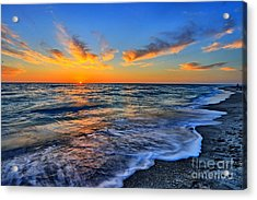 Acrylic Print featuring the photograph Sunshine Skies by Scott Mahon