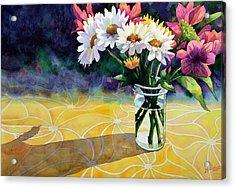 Sunsoaker Acrylic Print