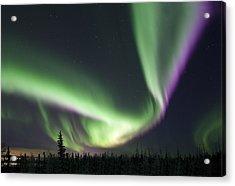 Super Aurora Acrylic Print