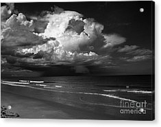 Super Cell Storm Florida Acrylic Print by Arni Katz