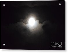 Super Moon 1 Acrylic Print