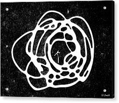 Super Nova Acrylic Print by Ed Smith