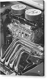 Supercharged Acrylic Print by Paul Wash
