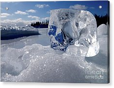 Superior Ice Gem Acrylic Print