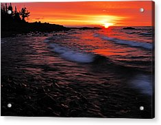 Superior Sunrise 2 Acrylic Print