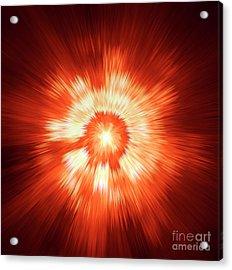 Supernova 2 Acrylic Print by Steve K
