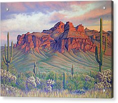 Superstition Sonata Acrylic Print