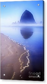 Surf Reflection Acrylic Print