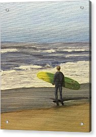 Surf Time Acrylic Print
