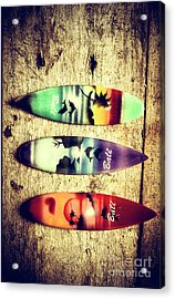 Surfers Parade Acrylic Print by Jorgo Photography - Wall Art Gallery