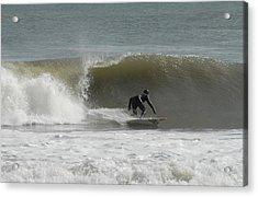Surfing 113 Acrylic Print by Joyce StJames