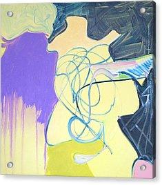 Surprises #16 Acrylic Print by Philip Rader