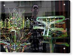 Surreal Introspection Acrylic Print