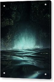 Surreal Sea Acrylic Print