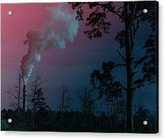 Surreal Sky Acrylic Print