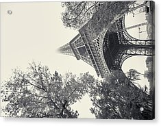 Surrealistic Tower Acrylic Print