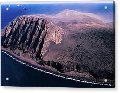 Surtsey In Iceland Acrylic Print