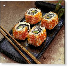 Sushi 2 Acrylic Print