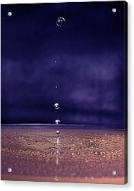 Acrylic Print featuring the photograph Suspended by Alan Raasch
