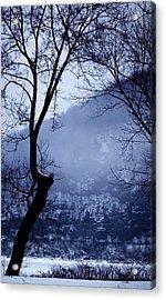 Susquehanna Dreamin... Acrylic Print by Arthur Miller