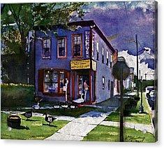 Susquehanna Trading Company Acrylic Print