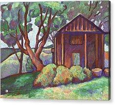 Sutter Hill  Acrylic Print