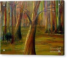 Swamp Magic Acrylic Print