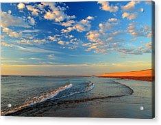 Sweeping Ocean View Acrylic Print
