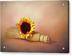 Sweet And Simple Acrylic Print