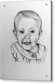 Sweet Baby Acrylic Print