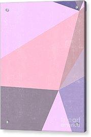 Sweet Collage Acrylic Print