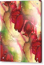 Sweet Dreams Acrylic Print