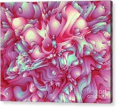Sweet Flowers 2 Acrylic Print