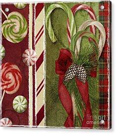 Sweet Holiday I Acrylic Print