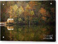 Acrylic Print featuring the photograph Sweet Home by Iris Greenwell