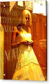 Sweet Jane 2 Acrylic Print by Jez C Self