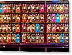 Sweet Jars Acrylic Print