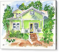 Sweet Lemon Inn Acrylic Print