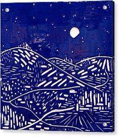 Sweet Night Acrylic Print by Jason Messinger