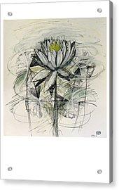 Sweet Peace Acrylic Print by Richard Mclean