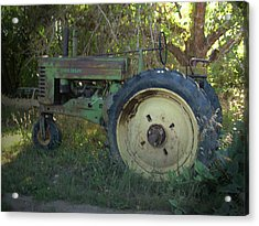 Acrylic Print featuring the photograph Sweet Retirement by Tammy Sutherland