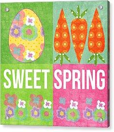Sweet Spring Acrylic Print