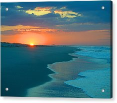 Acrylic Print featuring the photograph Sweet Sunrise by  Newwwman