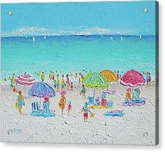 Sweet Sweet Summer Acrylic Print