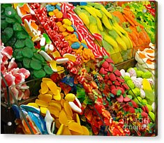 Acrylic Print featuring the photograph Sweet Tooth by Sue Melvin