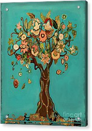 Sweet Tree Acrylic Print