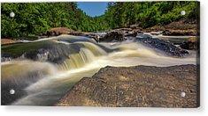 Sweetwater Creek Long Exposure 2 Acrylic Print
