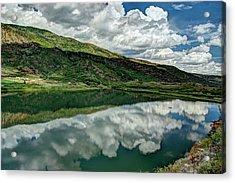 Sweetwater Lake 3 Acrylic Print