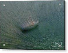 Swept Away Acrylic Print by Eva Maria Nova