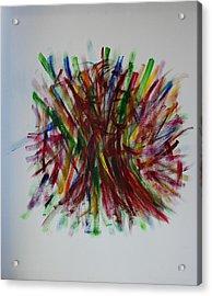 Swish Acrylic Print by Tom Atkins